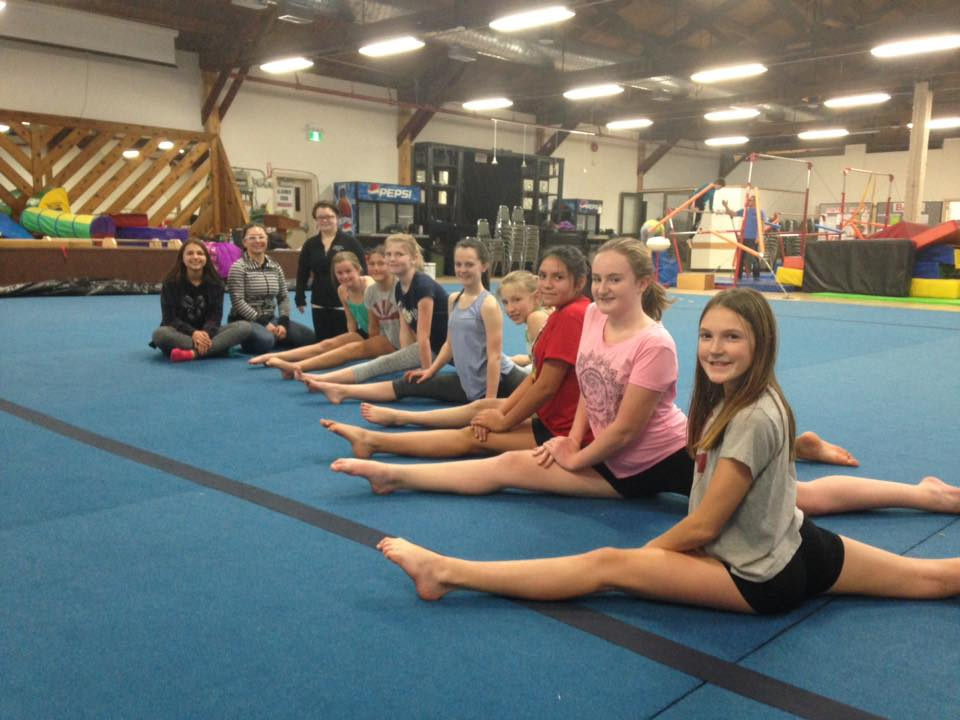 Gymnastics 1st Session 20173