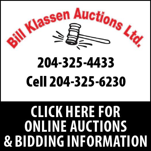 Bill Klassen Online