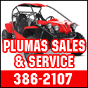 Plumas Sales